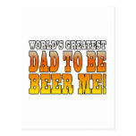 Funny Baby Showers Worlds Greatest Dad to Be