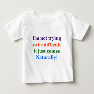 Funny baby toddler t-shirt Baby gifts