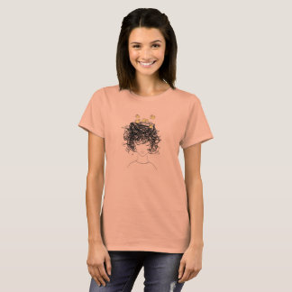 Funny Bad Hair Day Bed Head Women's T-Shirt