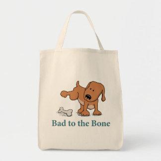 Funny Bad to the Bone Dog