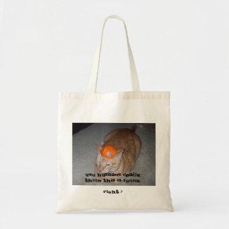Funny bag with humor