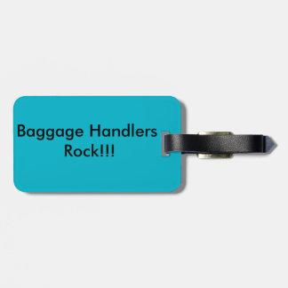 Funny Baggage Tag: My Husband Packs Too Many Shoes Travel Bag Tag