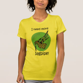 Funny bagpipe T-Shirt