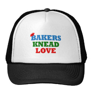 Funny Bakers Need (Knead) Love Cap
