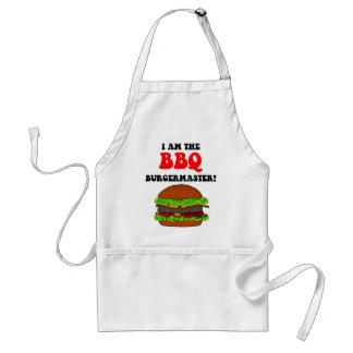 Funny barbecue standard apron