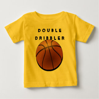 Funny Basketball Baby T-Shirt