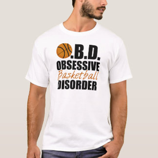 Funny Basketball T-Shirt