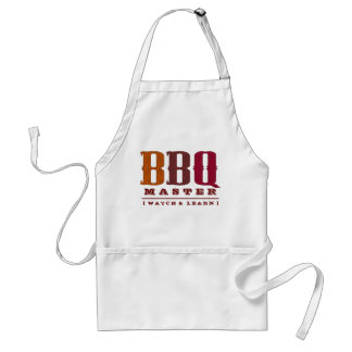 Funny BBQ Master of the Grill Apron