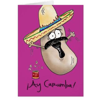 Funny Bean Have a Blast Happy Birthday Card