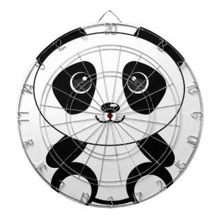Funny bear panda bear panda animals dartboard