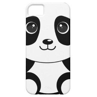 Funny bear panda bear panda animals iPhone 5 covers