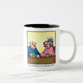Funny Bed Head Humor Mug