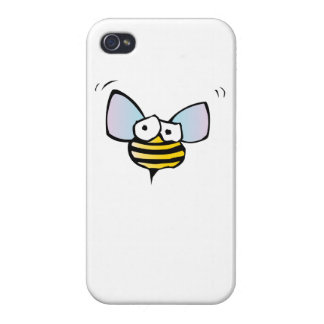 Funny Bee iPhone 4/4S Covers