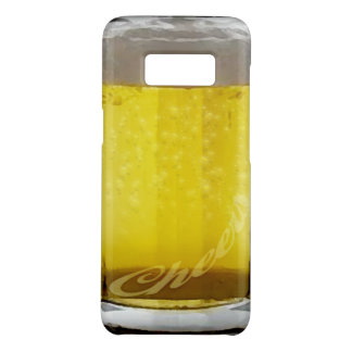 Funny Beer Glass Case-Mate Samsung Galaxy S8 Case