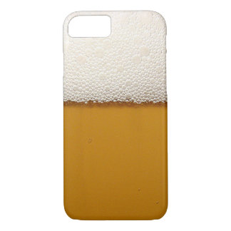 Funny Beer with Foam Printed iPhone 7 Case