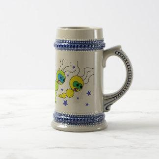 funny beings coffee mug