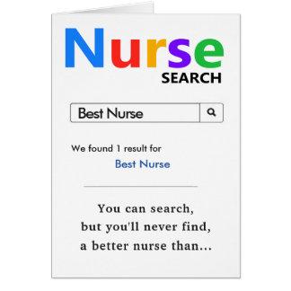 Funny Best Nurse Gift Card