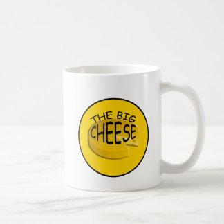 Funny Bigs Cheese Boss Mug