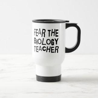 Funny Biology Teacher Stainless Steel Travel Mug