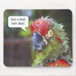 Funny Bird Mousepad