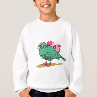 Funny bird sweatshirt