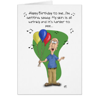 Funny Birthday Cards: Birthday Melody