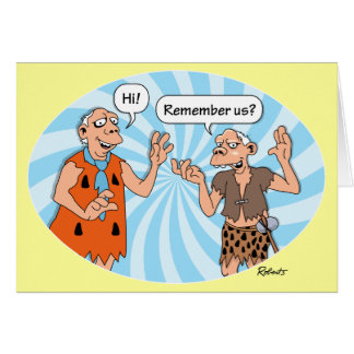 Funny Birthday Cards: Remember? Card