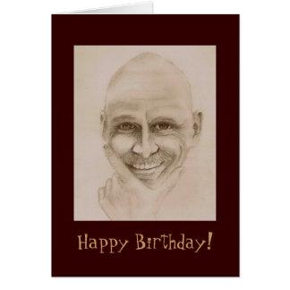 Funny Birthday Guy Greeting Cards