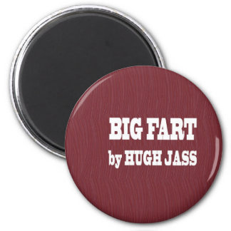 FUNNY BOOK NAMES : Pronounce Loud  LOWPRICE GIFTS 6 Cm Round Magnet