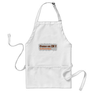 FUNNY BOOK TITLE n AUTHOR NAME .. lowprice GIFTS Standard Apron