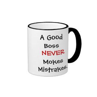 Funny Boss Joke Mug