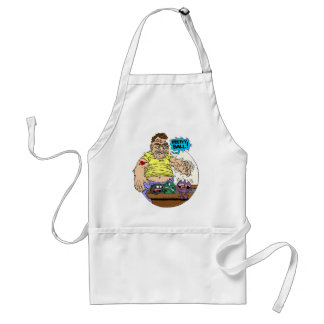 Funny Bowling Aprons