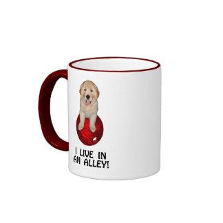 Funny Bowling Shirts and Novelty Gifts Coffee Mug