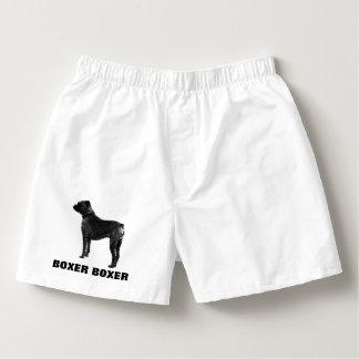Funny BOXER dog boxer shorts underwear for men Boxers