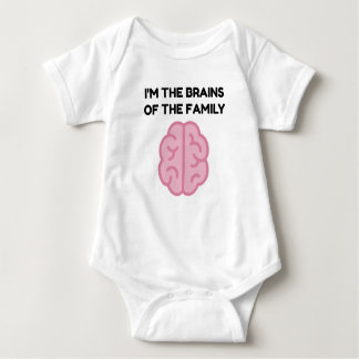 Funny Brains of the Family Tee