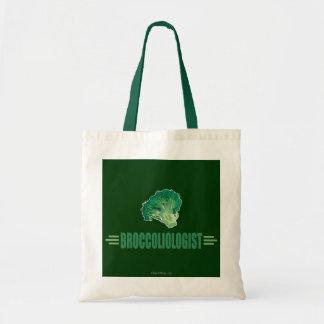 Funny Broccoli Canvas Bag