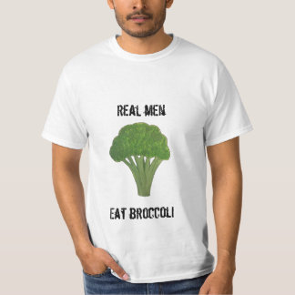 Funny broccoli t-shirt