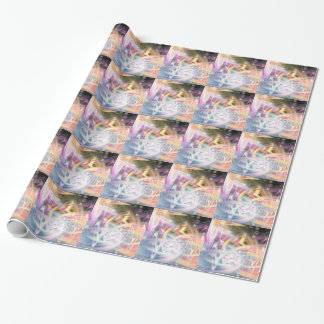 Funny Bubbles Wrapping Paper
