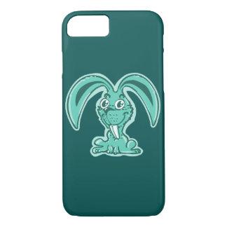 funny bunny sweet rabbit cartoon iPhone 8/7 case