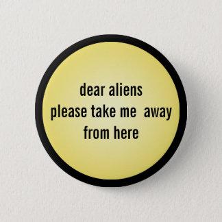 Funny Button Aliens Meme