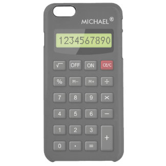 Funny Calculator Pattern Personalized Geeky