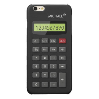 Funny Calculator Personalized Geeky