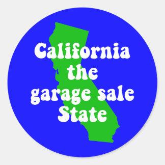 Funny California Sticker