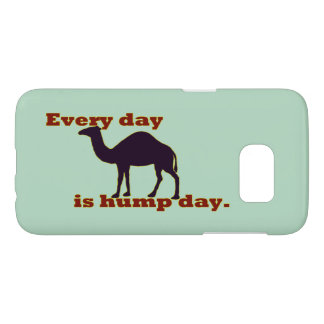 Funny Camel Every Day is Hump Day