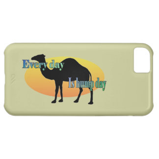 "Funny Camel ""Every Day is Hump Day"" iPhone 5C Case"