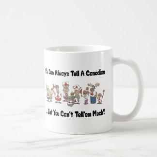 Funny Canadian Coffee Mug