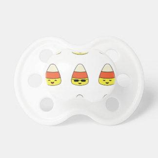 Funny Candy Corn Emoji Dummy