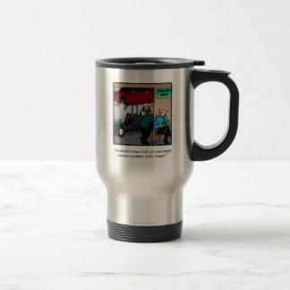Funny Car Mechanic Humor Travel Mug Gift