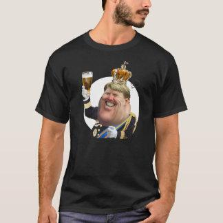 Funny caricature Willem-Alexander t-shirt