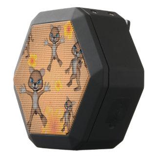 Funny cartoon cat black boombot rex bluetooth speaker